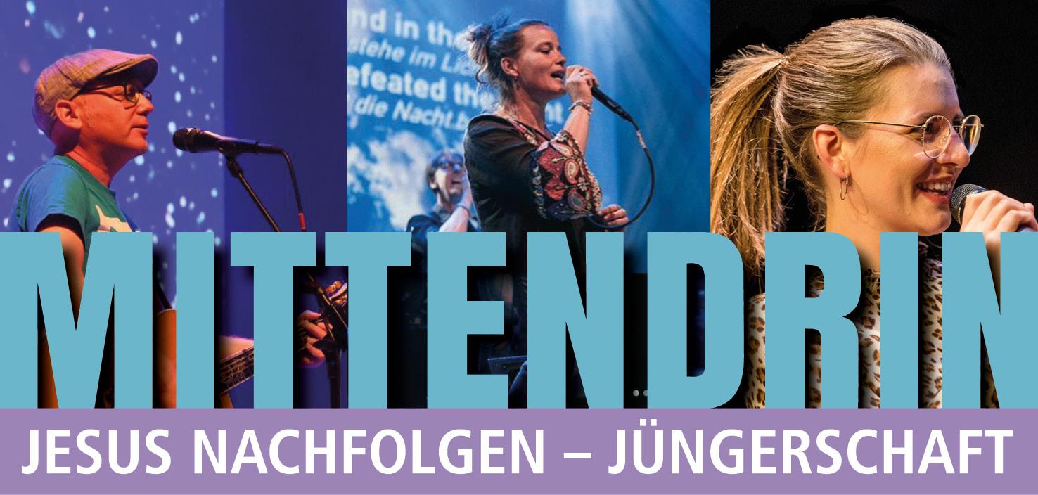 Mittendrin 2021 - mit Regionaltreffen in Forchheim