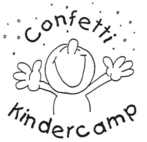 ABGESAGT!!! --- Confetti-Kindercamp