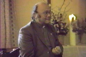 Gedenkgottesdienst zum Sterbetag von Pfr. Gustav Krämer (*1935 +2008)