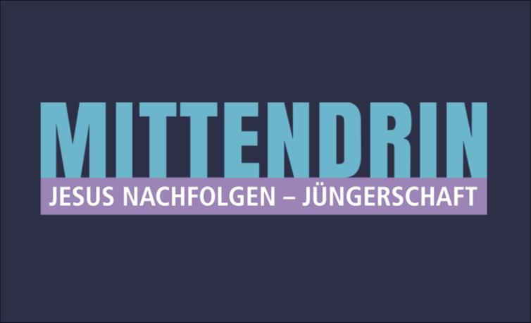 Mittendrin Logo Webseite