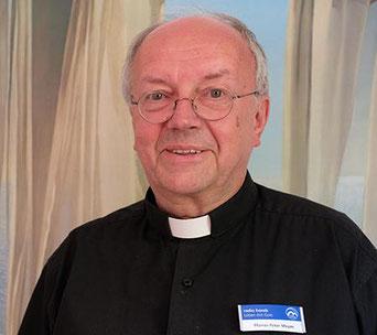Exerzitien mit Pfarrer Pfarrer Peter Meyer