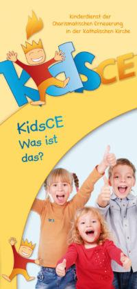 Faltblatt: KidsCE - was ist das?