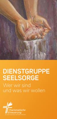 Faltblatt: Dienstgruppe Seelsorge
