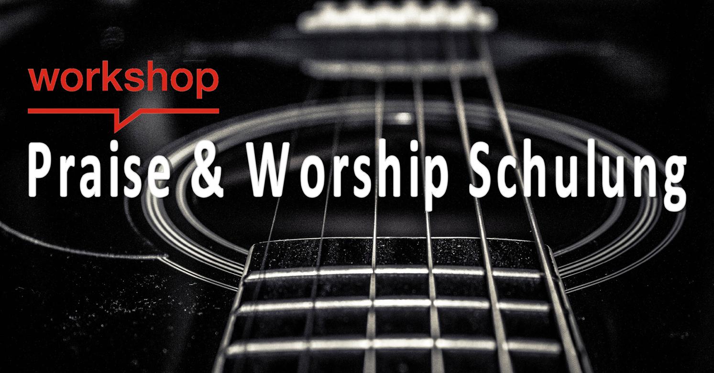 Praise & Worship Schulung (Online)